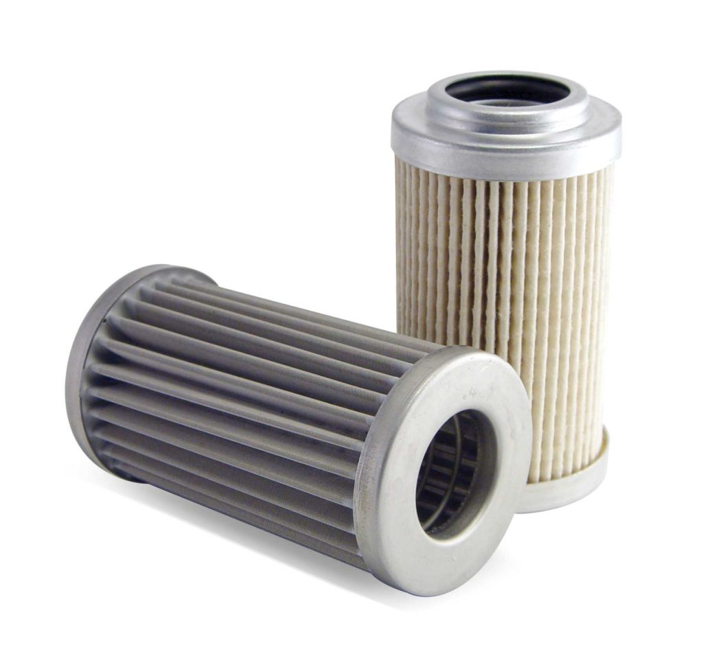 Виды и принцип работы топливных фильтров