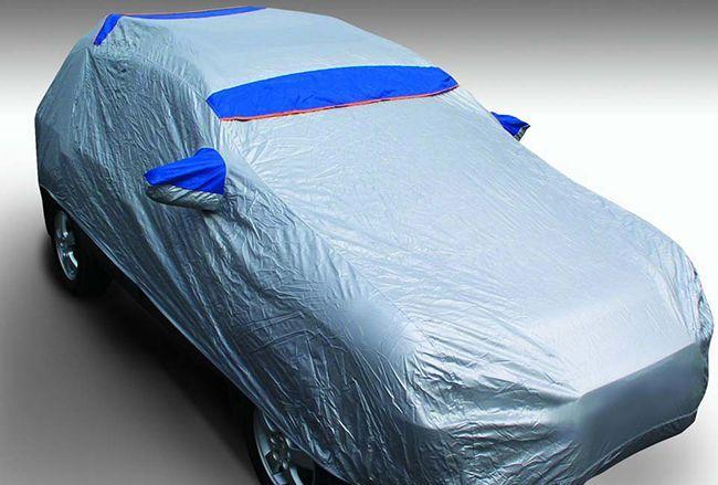 Выбираем чехол на автомобиль для защиты от солнца и дождя