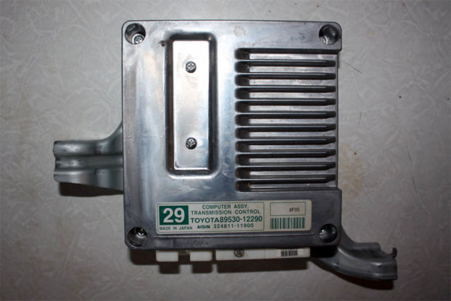 Замена ММТ-робота на коробку-автоматТойотыКоролла