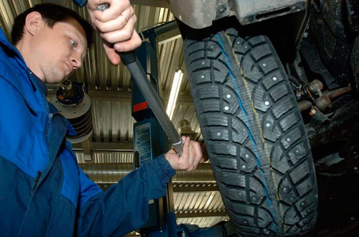 Зимние шины с 1 ноября в России - что гласит закон?
