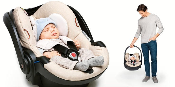 7 важных правил при выборе идеальной автолюльки для новорожденных