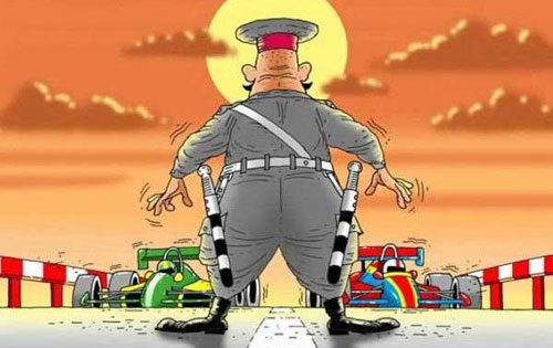 Борьба с нечестными инспекторами