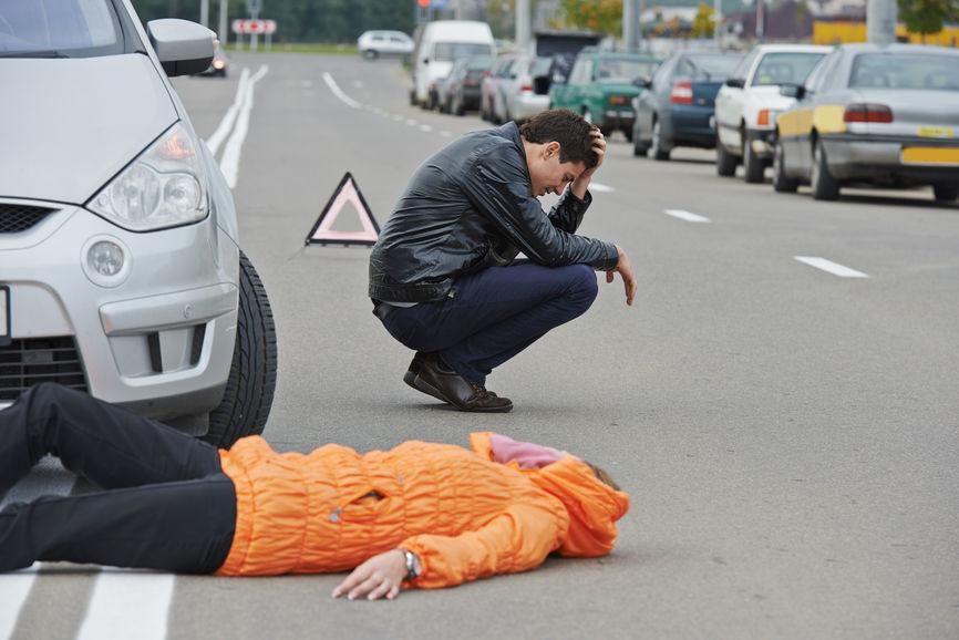 Что делать, когда виноват пешеход