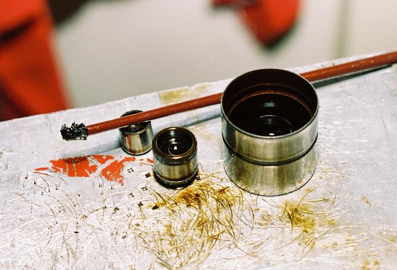 Диагностика, а также быстрый «ремонт» гидравлических компенсаторов
