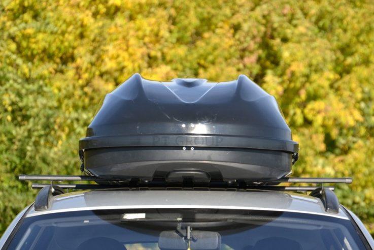 Как выбрать и установить бокс на крышу автомобиля?