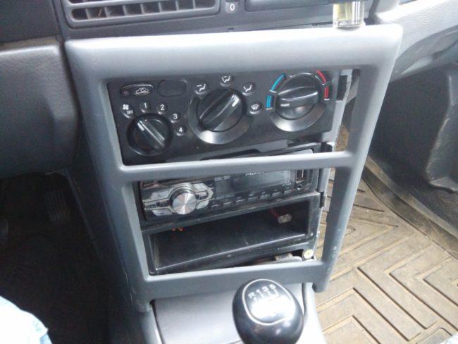 Меняем радиатор печки на автомобиле «Дэу Нексия»