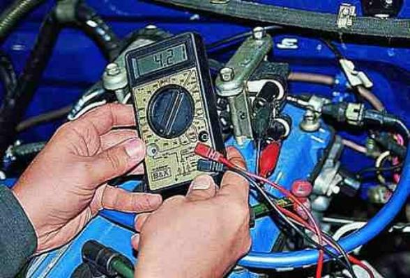 Методы проверки автомобильного конденсатора
