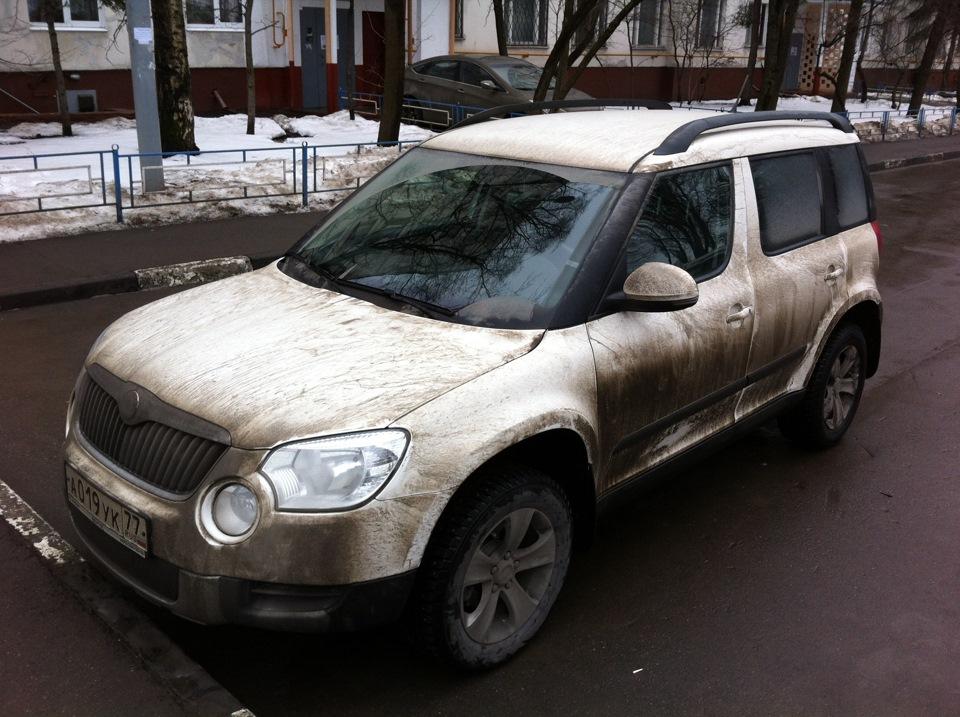 Надо ли мыть автомобиль зимой, и для чего это нужно