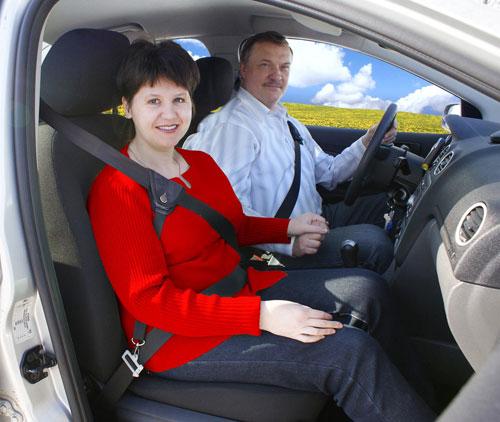 Наказание водителя за непристегнутый ремень и отсутствие детского автокресла