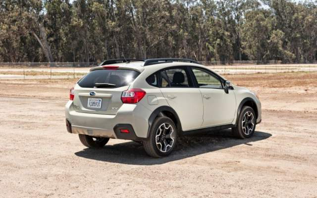 Новый Subaru XV с фото
