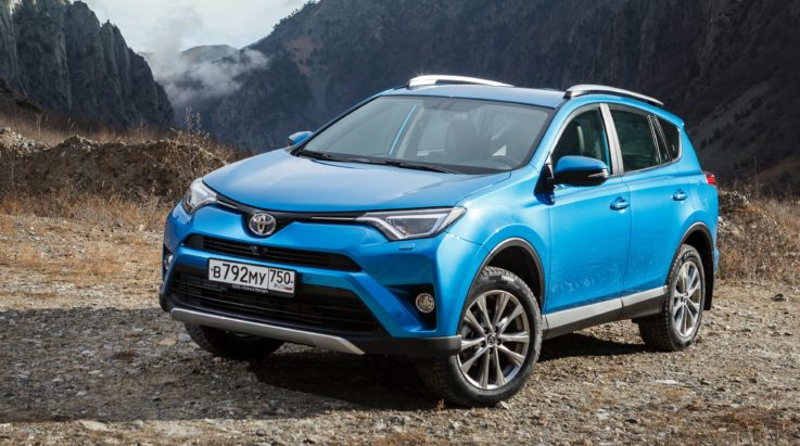 Обзор автомобиля Toyota RAV4: технические характеристики, комплектация, цены в 2018 году