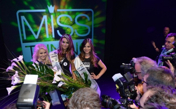 Победительница Miss Tuning 2014 Вероника Климовиц