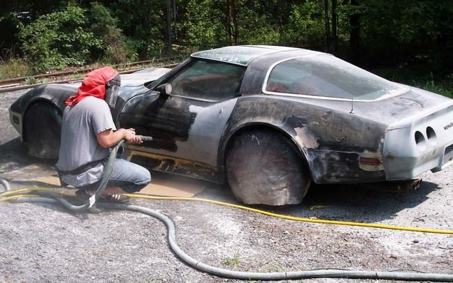 Покраса кузова автомобиля своими руками: подготавливаем поверхность и наносим новый цвет