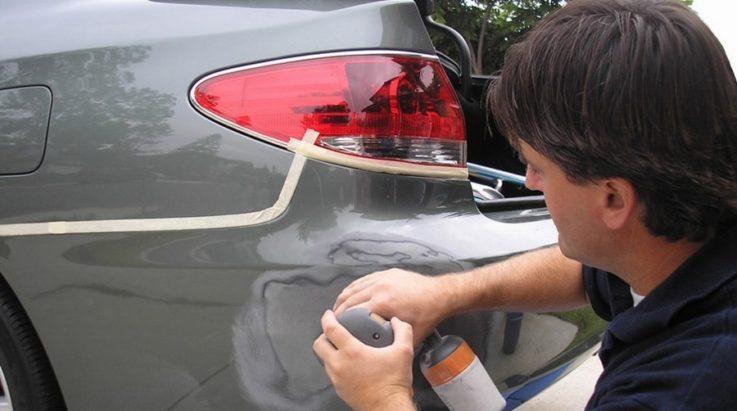 Ремонт пластмассовых бамперов: 4 вида повреждений и 7 методов их устранения