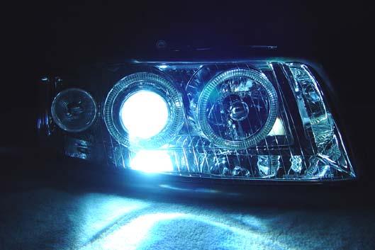 Штраф за установленный ксенон на автомобиль, лишение прав