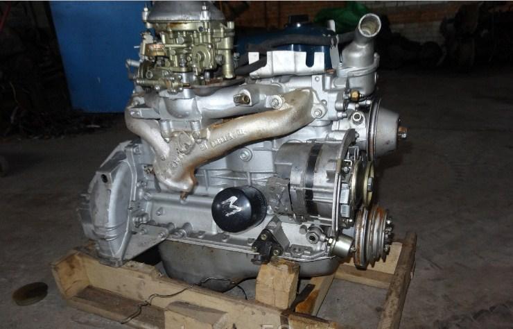 Технические характеристики УМЗ 421 2,9 л/98 – 125 л. с.