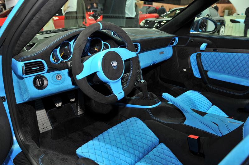Тюнинг от Techart для Porsche 911 GT2 RS