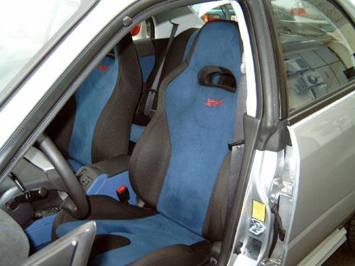 Тюнинг Subaru Impreza