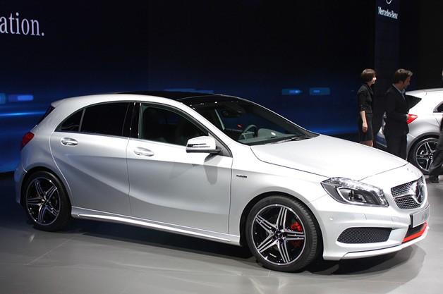 Чем отличаются Mercedes A и B-класса?