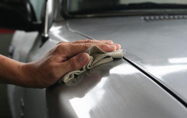 Доступно о полировке автомобиля своими руками. Пошаговый алгоритм