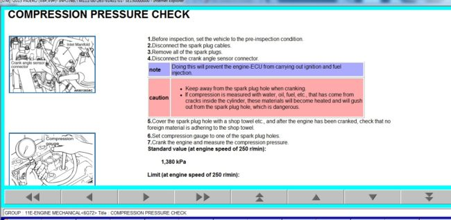 izmerenie kompressii v cilindrah dvigatelya sovremennom avtomobile 4 - Чем измеряют компрессию двигателя