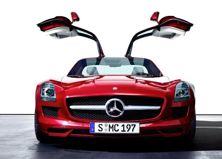 Классы автомобилей Mercedes-Benz