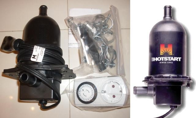 От розетки: разновидности электрических предпусковых подогревателей