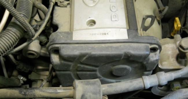 Самостоятельно меняем ремень ГРМ на Hyundai Accent