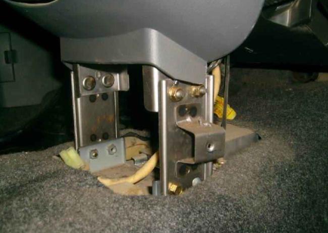 Замена радиатора печки на Ланосе