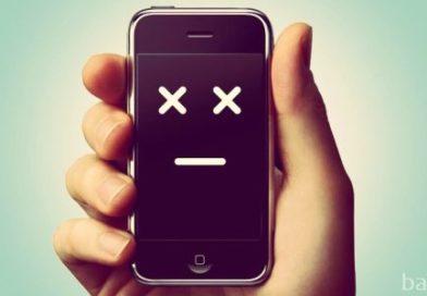 Почему телефон не включается после замены аккумулятора?